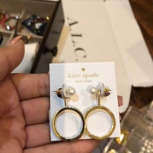 NWT Earrings by Kate Spade